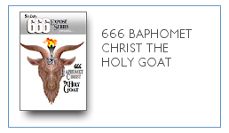 666 Baphomet Christ The Holy Goat